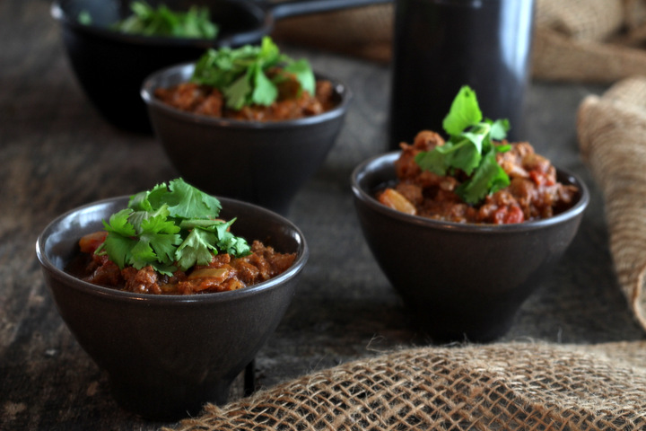 Paleo Grass Fed Beef Chili