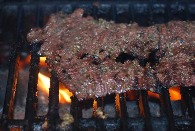 grilled mexican arracherra