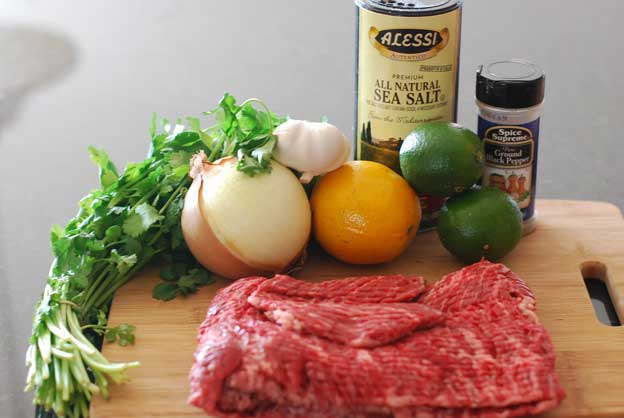 mexican arracherra ingredients