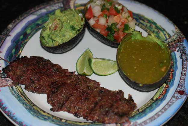 paleo skirt steak mexican arracherra